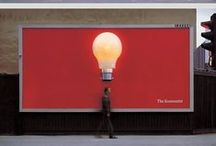 My Favorite Outdoor Ads / The best outdoor ambient ideas on Pinterest.