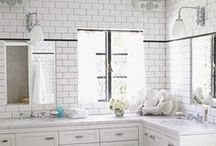 Bathroom Ideas / Renovating Bathrooms - Denver / by CoFi Leathers