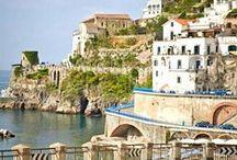 • Italienische Riviera - Côte d'Azur