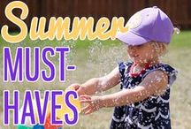 Summer Fun for Families / Best ideas to have fun with your family this summer!