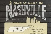 Tennessee Trip Ideas for Music Lovers / Trip ideas in Tennessee for music lovers. Blues. Country. Rock. And everything in between. Come experience where it all started and never stopped. Use these itineraries to plan your trip. / by Tennessee Vacation