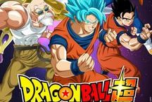 Anime e manga - dragon ball super
