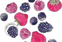 Art / Some berry beautiful art & inspiration for us!
