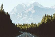 *roads
