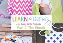 Beginner Sewing Projects/Tutorials