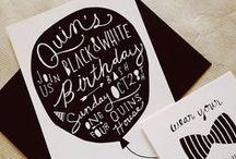 invites + greetings