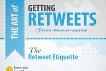 Everything Twitter / Twitter infographics, tweeting tips, Twitter news and best practices / by Jenny Thelen