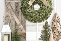 Holidays: Christmas /Winter / Also see the following boards: All craft-related boards; color schemes; favorite Pinterest sites, people, etc.; parties, showers, receptions, etc.; photogrophy; cute, funny, quotes, signage, verses; recipes, food...; etc.. / by Cindy Simpson