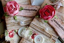 Crafts: Cards, tags, Etc. / by Cindy Simpson