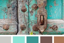 Color Schemes / Use these color schemes for inspiration & ideas for all crafts; holidays; home decor, garden; kid's areas;  parties, receptions, showers, etc. / by Cindy Simpson