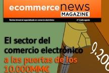 Portadas Ecommerce-News Magazine / Aquí podrás consultar todas las portadas de cada número de Ecommerce-News Magazine... A ver a cuántas llegamos !!!