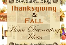 Holidays: Fall/Thanksgiving / by Cindy Simpson