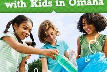 Family Fun in Omaha / Family Fun in Omaha: Fun activities and things to do in Omaha Nebraska with family! Whether you are living in or visiting Omaha, there is always something to do!