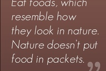 Nutritious Recipes / We are what we eat. Lets focus on healthy options only.