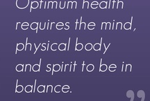 "What does HEALTHY mean to YOU? / For me it means ""the wellbeing of body, mind and spirit."" What does it mean to YOU? PLEASE no product promotion on this page."