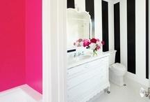 Girls bathroom / by Beth Gray