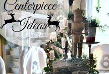 Home: Decor Accessories, Centerpieces, Table Settings, Vignettes, Etc. / by Cindy Simpson