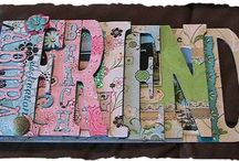 Crafts: Cricut Scrapbooking / by Cindy Simpson