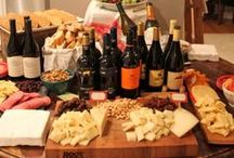 wine & cheese party / by Danielle Boyce
