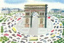 Paris / Ihminen tarvitsee Pariisin.
