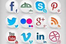 Freebies - Social Media Icons / by Jenny Thelen