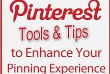 Pinterest / All things Pinterest, including inforgraphics, tips, tricks, tutorials and articles. / by Jenny Thelen