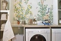 laundry spaces