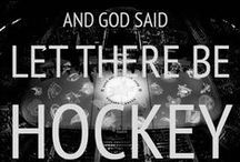For the Love of Hockey / by Jesalyn Desjarlais