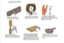 Household Hacks. / by Alexys Rea Griffin