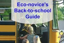 Back to School Eco-style / by Betsy (Eco-novice)