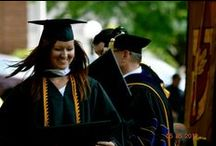 AU Graduation / Rich with tradition, Anderson University graduation is a special time unlike any other.