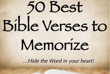 Bible Study / by Cindy Simpson