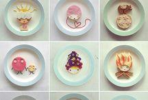 FOOD (kids) / by Guste Poc