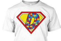 Autism Awareness Clothing / by Autism United