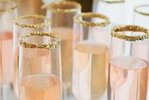 Champagne Wishes / Wonderful ways to pin-spire you if you would like to use champagne to design your dream wedding.