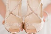 The Best Shoes / Chic shoes with style and sparkle for brides, bridesmaids and wedding guests.
