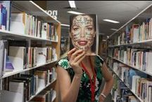 Show us your bookface! / Bookface submissions from our staff & volunteers.