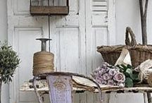 Old Windows, Doors And Shutters / by Cindy Simpson