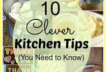Recipes: Kitchen Help/Tips / by Cindy Simpson