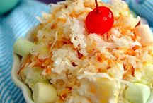 Recipes: Salads (Fruit) / by Cindy Simpson