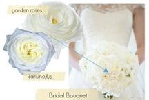 Our Mood Boards / Detailed inspiration and visuals for brides to be
