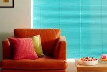 Venetian Blinds / There's so much more to straightforward made to measure Venetian blinds than you might first think. With endless colour options and a variety of fabulous finishes, they can look fantastic in your kitchen, bathroom bedroom or conservatory. Be inspired and pick your favourite.