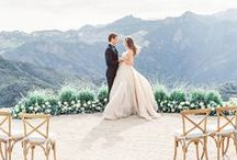 California Dreaming / Dedicated to our Love of California Weddings