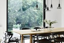 Dining room ideas / Design inspiration for your dining room interiors and decor.