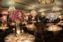 New York Glamour by Bride & Blossom / A glamorous Manhattan wedding at the St. Regis.