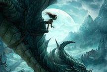 Dragons, Wyverns, Serpents, Wyrms