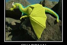 Crochet and other things / by Corie Benham