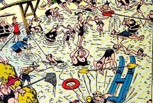 Humor HG - Dibujantes de humor / by Miguel Salas