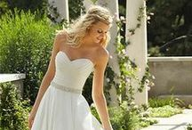 Wedding Dresses / my style weddingg dresses