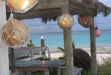 Tea on the Beach / We love to drink Chai on the beach- exotic beaches, local ones, far or near; we find it the best way to savor life and relax.